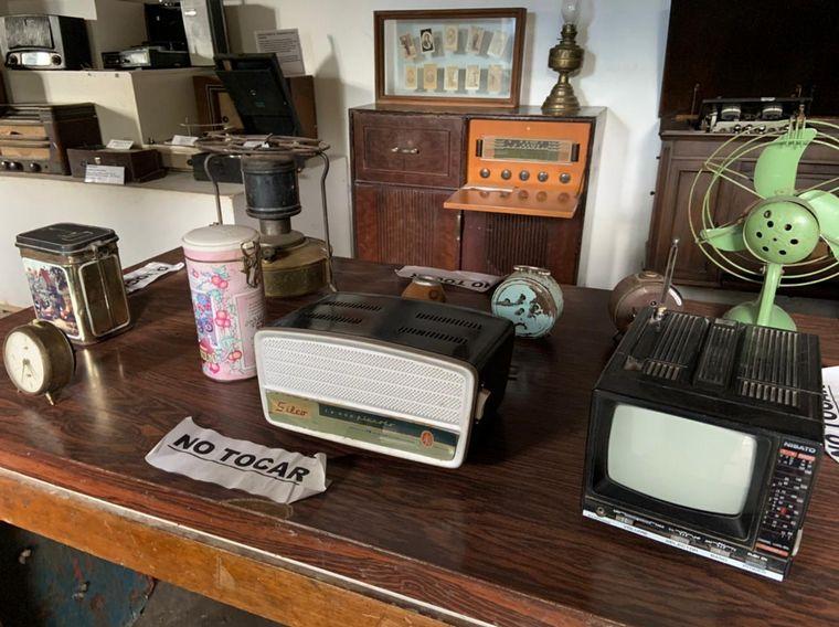 FOTO: El museo regional resguarda 2000 piezas de la historia local.