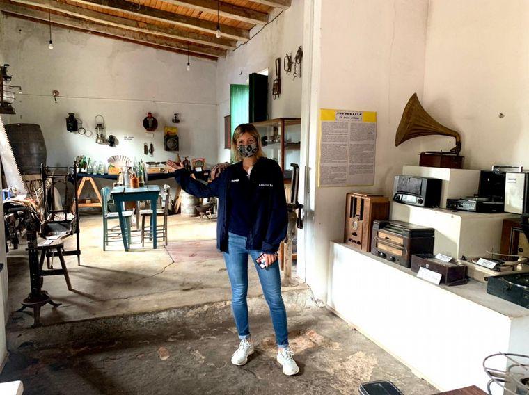 AUDIO: Un viaje en el tiempo en el Museo Vélez Sársfield