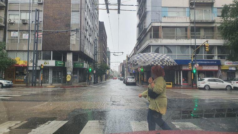 FOTO: Sigue el clima inestable en Córdoba.