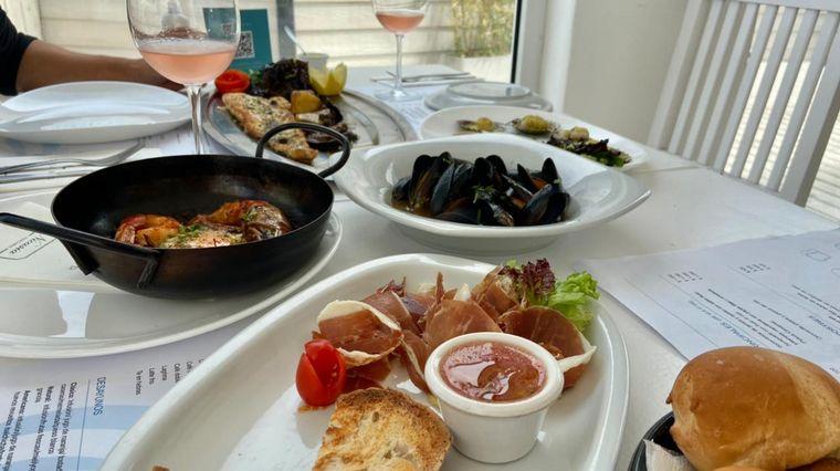 AUDIO: Comida típica y vistas increíbles, la propuesta de Casa de Mar
