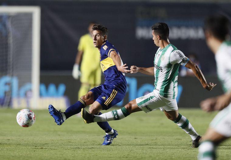 FOTO: ¡Boca campeón!: sufrió en los penales, pero se llevó la copa