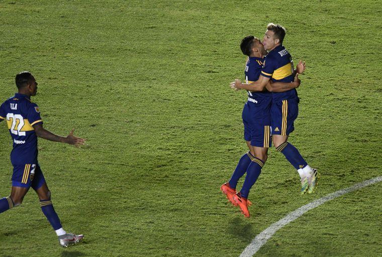 FOTO: Las mejores imágenes de la implacable victoria de Boca