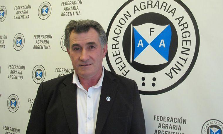 AUDIO: Carlos Achetoni, presidente de Federación Agraria Argentina