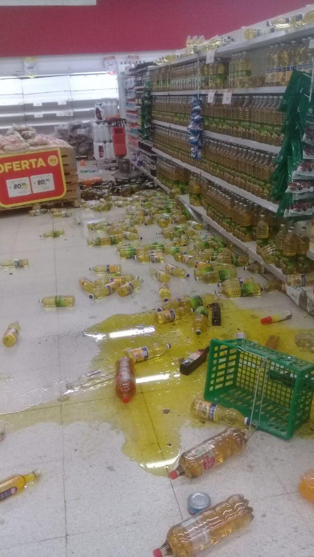FOTO: Fuerte temblor con epicentro en San Juan se sintió en todo el país