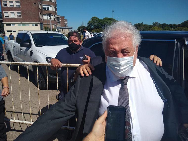 FOTO: Ginés González García, ministro de Salud de la Nación.