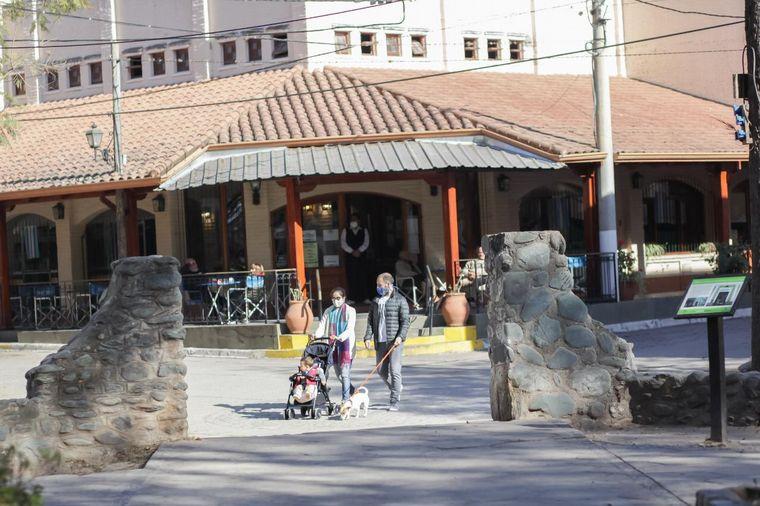FOTO: San Pedro de Colalao, un pueblito del norte digno de postal