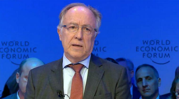 FOTO: Guillermo Nielsen dejará de ser el presidente de YPF.