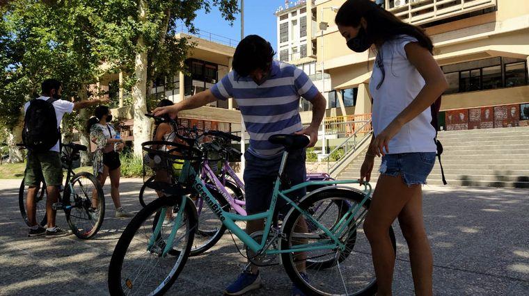 FOTO: Cómo hacer para realizar un Bike Tour en Córdoba capital