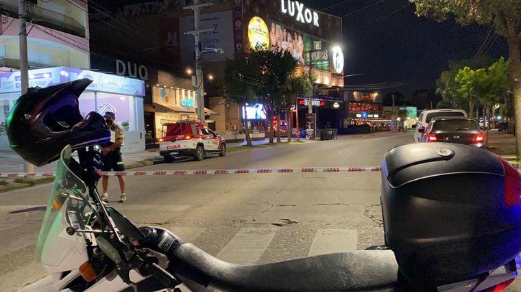AUDIO: Amenaza de bomba en la sala del Teatro Luxor en Carlos Paz