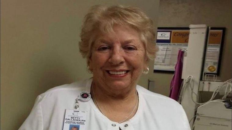 Una enfermera no quiso jubilarse y murió por coronavirus