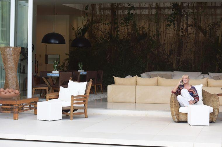 FOTO: La impresionante mansión de Xuxa en Brasil