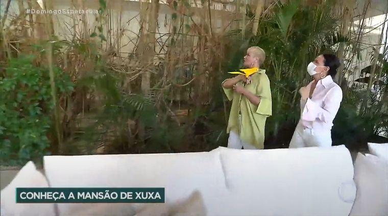 FOTO: La increíble mansión de Xuxa valuada en 25 millones de dólares.