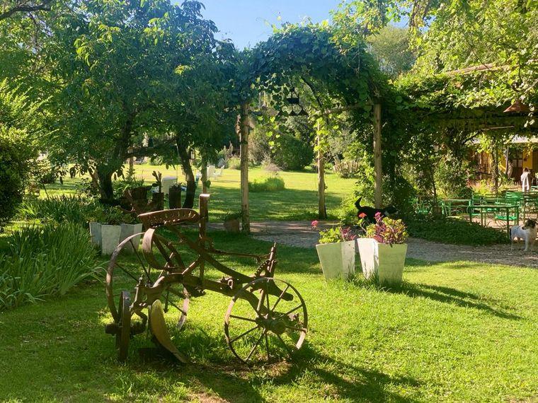 FOTO: El desayuno campero de Mati Arrieta en Posada El Pucará