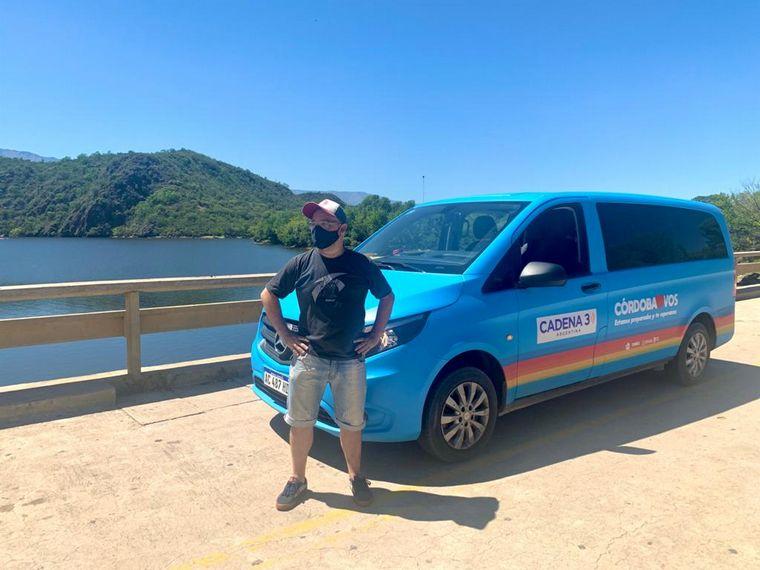 AUDIO: Camping Boca del Río, para degustar truchas en Las Tapias