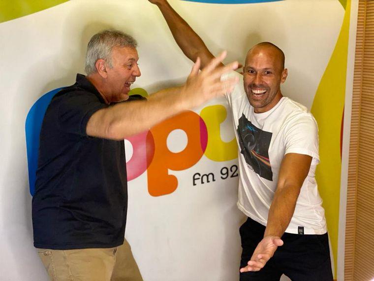 AUDIO: Matías Barzola se suma al aire de Radio Popular