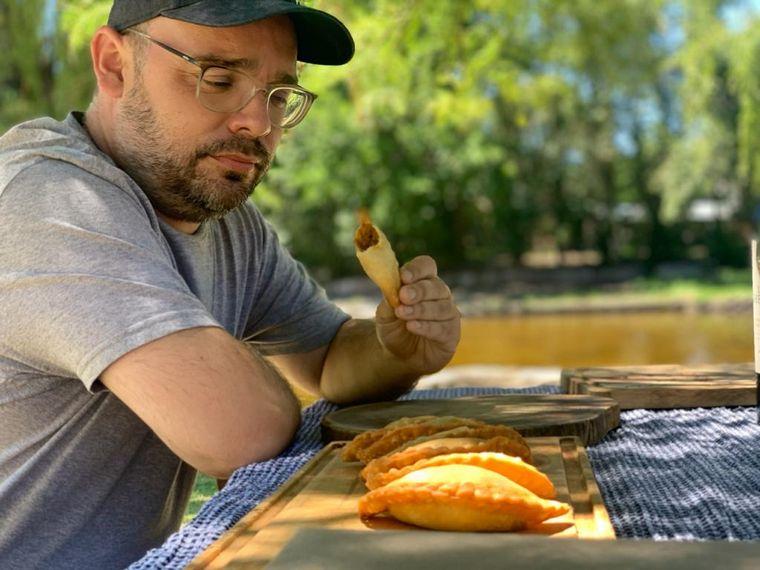 AUDIO: Cabrito al lado del río en Salsacate, el almuerzo de Arrieta