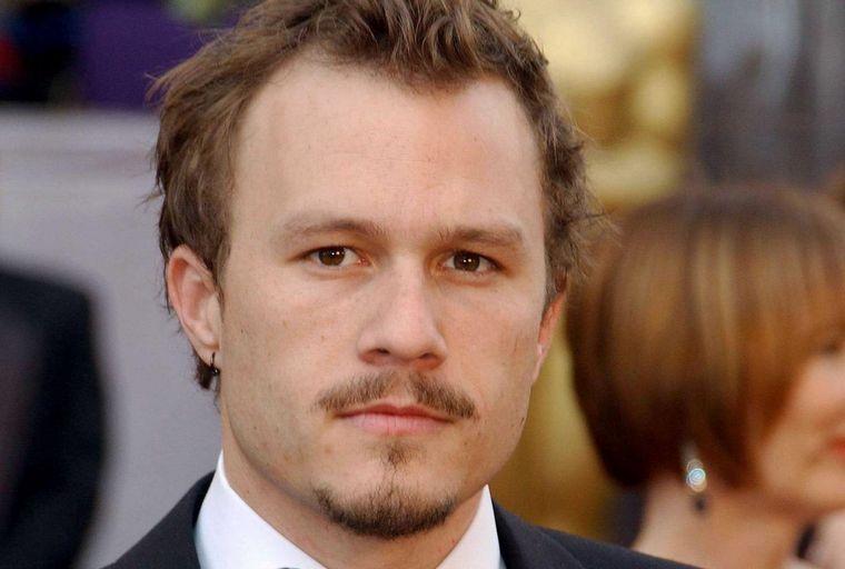 FOTO: Heath Ledger había visto el potencial de la novela en la que se basó Gambito de Dama
