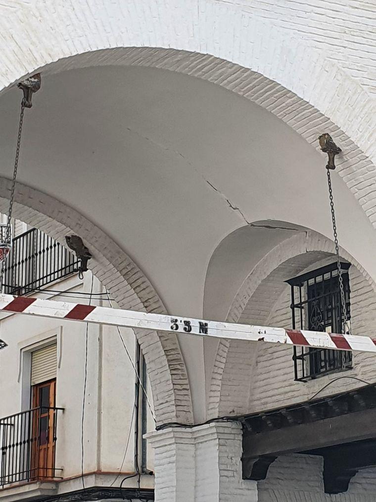 FOTO: Sismo en Granada (Foto: Granada Hoy)