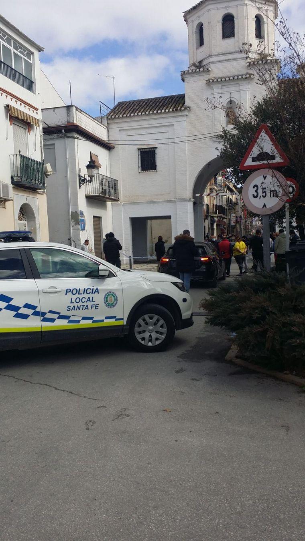 FOTO: Sismo en Granada