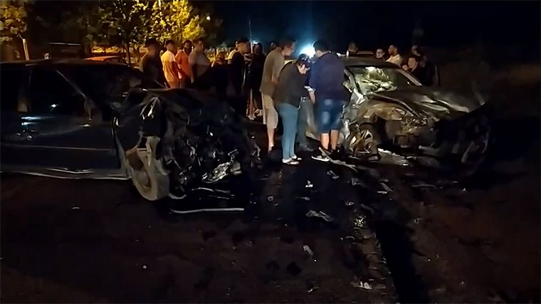 FOTO: Accidente en Ruta 9 sur.
