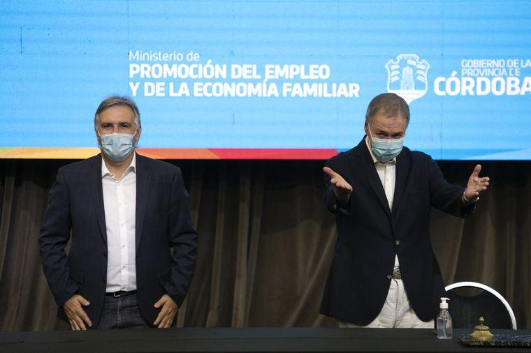 AUDIO: Schiaretti anunció obras para 4 mil familias de Córdoba