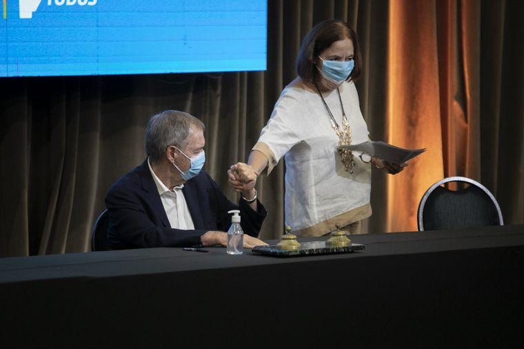FOTO: Schiaretti anunció obras para 4 mil familias de Córdoba