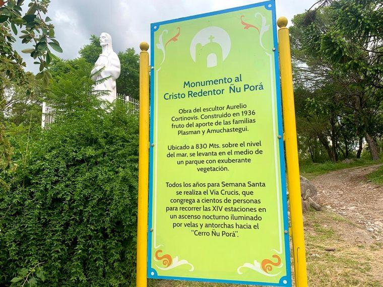 AUDIO: Ñu Porá, uno de los lugares más emblemáticos de Río Ceballos