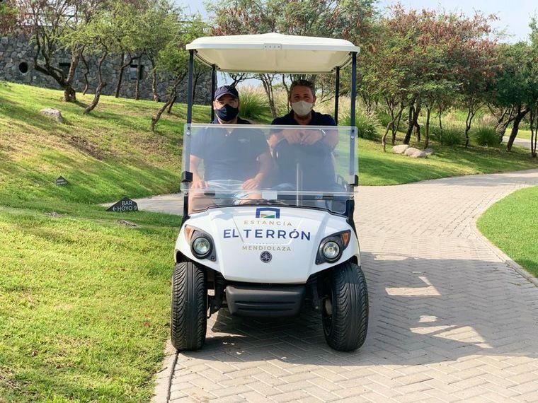 FOTO: Un campo de golf de trascendencia internacional.