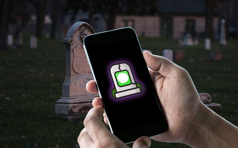 FOTO: Buscan crear una app para chatear con