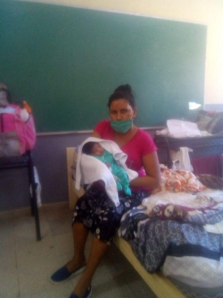 """AUDIO: """"Mi bebe nació y se lo llevaron sin dar ninguna explicación""""."""
