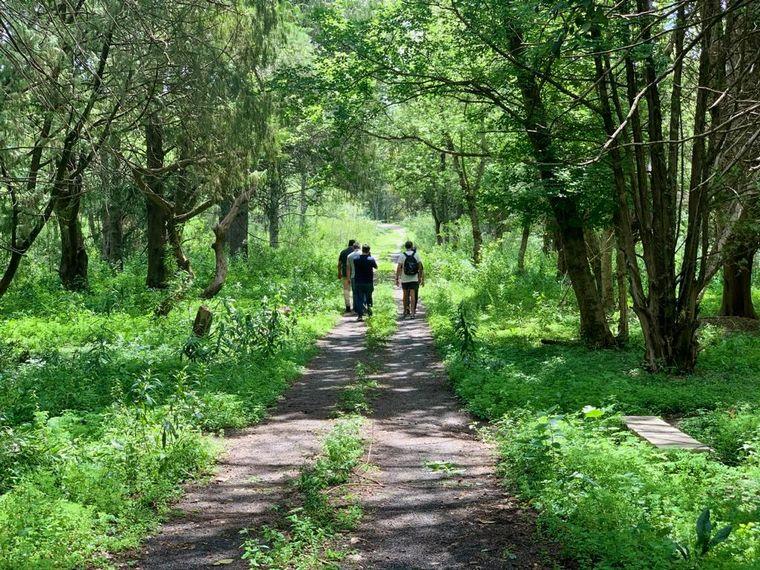 FOTO: Reserva Supaj Ñuñú, el destino predilecto de los amantes del montain bike