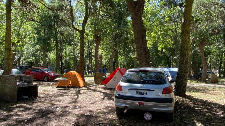 AUDIO: El clima y la quincena renuevan expectativas en los campings