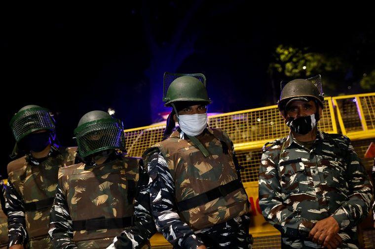 FOTO: Fuentes policiales informaron que