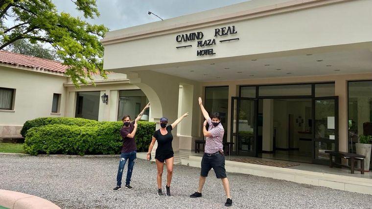 FOTO: Camino Real Hotel, un lujo de Totoral