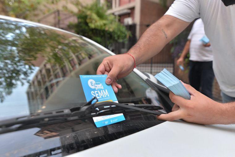 AUDIO: A partir del lunes vuelve a regir el estacionamiento medido municipal