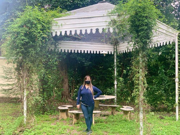 FOTO: Villa Rosarito, la casona de los fantasmas en Totoral.