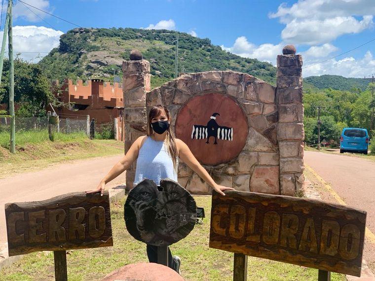 FOTO: Cerro Colorado, el lugar elegido por Atahualpa Yupanqui