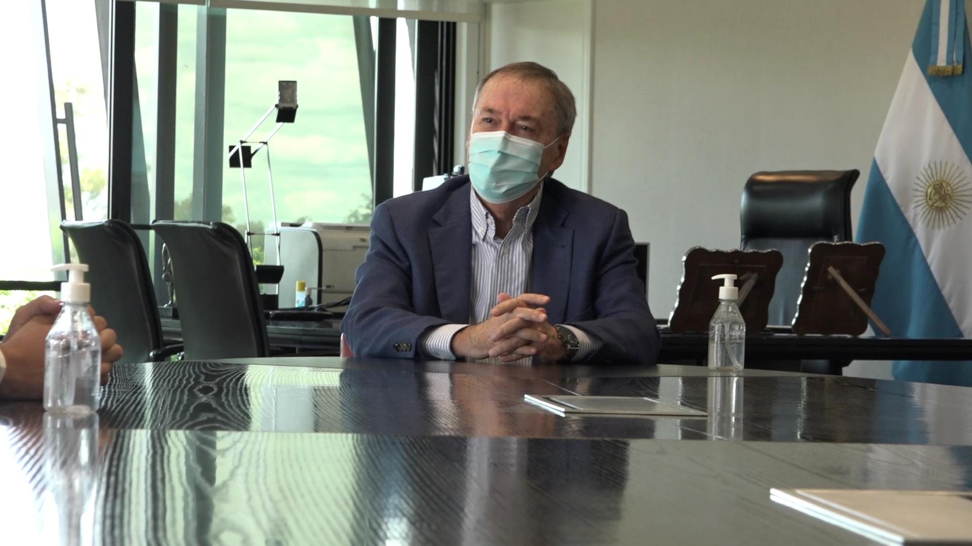 AUDIO: El gobierno de Mendoza gestionará la compra de vacunas