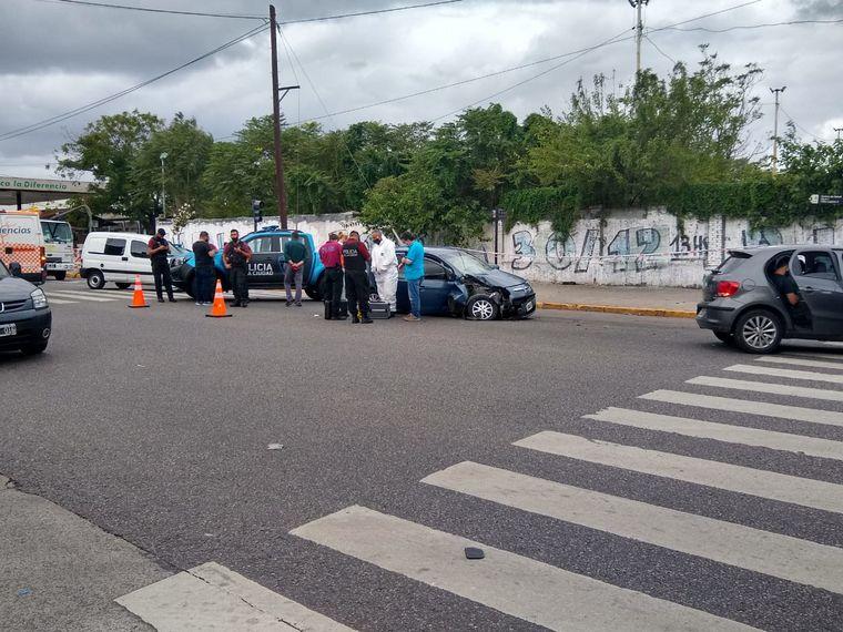 FOTO: La víctima llevaba unos tres millones de pesos, que fueron recuperados.