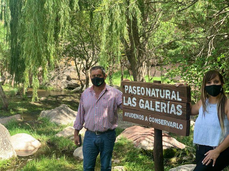 FOTO: Las Galerías, un paseo natural en pleno Cerro Colorado