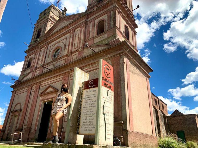 FOTO: San Pedro Norte, un rincón colonial en el norte cordobés