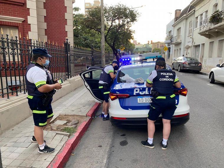 FOTO: Seis detenidos por riña en Nueva Córdoba