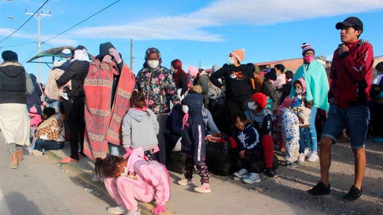 AUDIO: Crisis humanitaria en Venezuela desborda pueblos chilenos