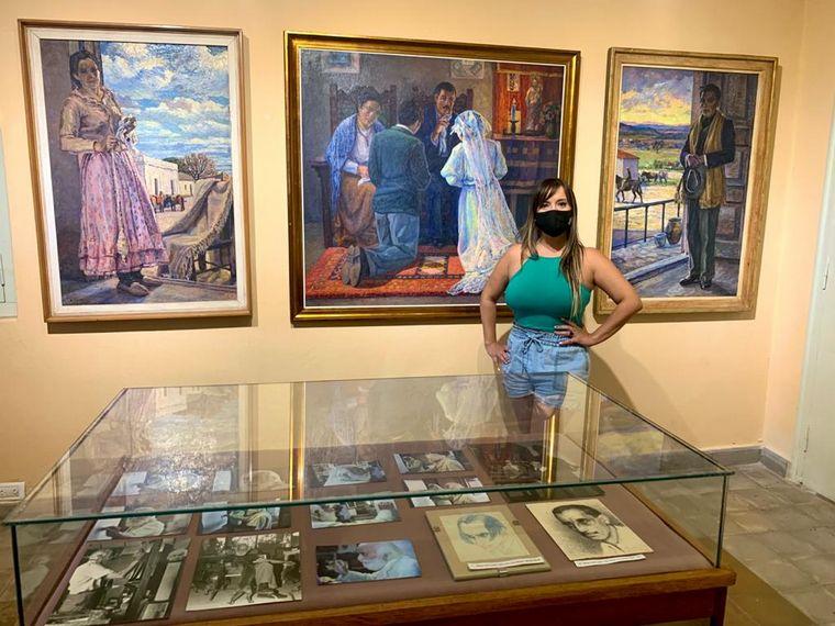 FOTO: Casa Museo Martín Santiago, refugio de obras únicas