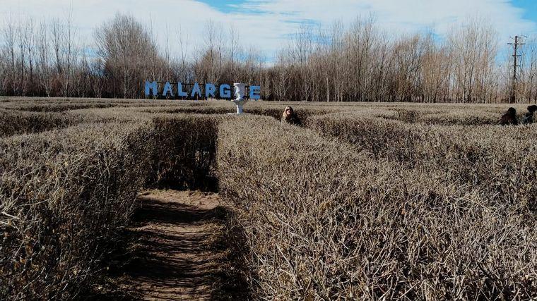 AUDIO: La aventura de perderse en los laberintos de Malargüe