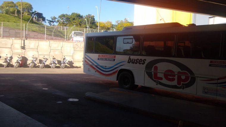 AUDIO: Emiliano Gramajo acusó a la empresa Buses Lep de extorsionar a los trabajadores