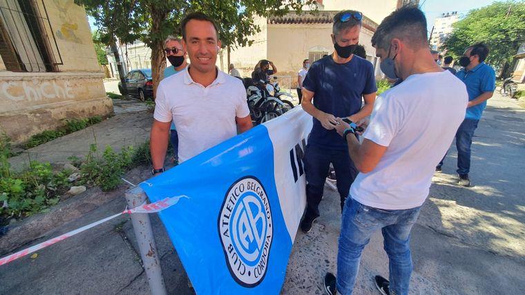 FOTO: Belgrano elige a su nuevo presidente.