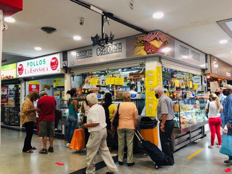 FOTO: Explosión de sabores en el Mercado Norte de Córdoba