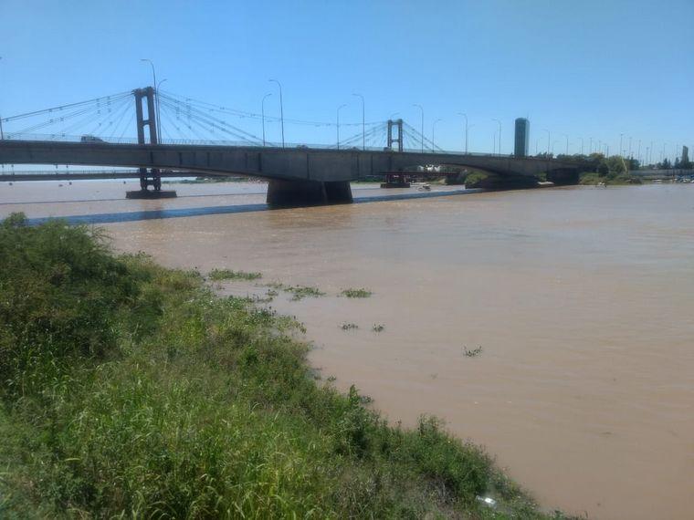 AUDIO: Río Paraná recupera su caudal tras de histórica bajante