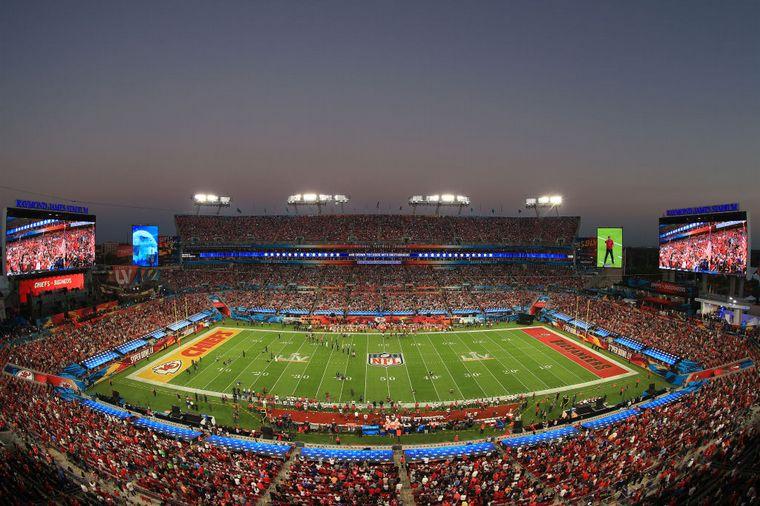 FOTO: Buccaneers se impusó ante Chiefs.